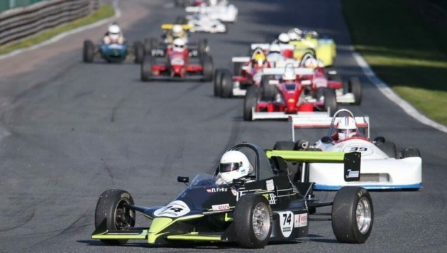 Formel Historic auf dem Salzburgring (Bild: Histo Cup)