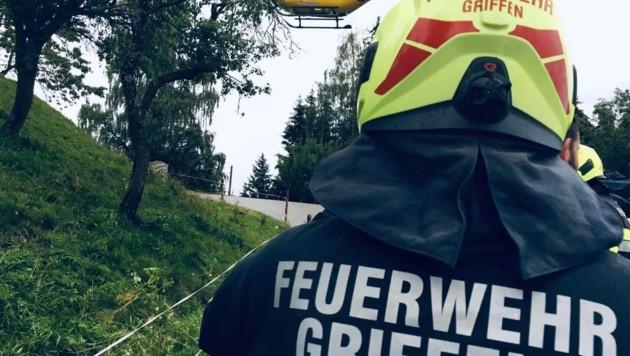 (Bild: Feuerwehr Griffen)