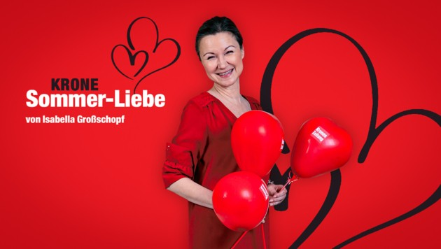 Isabella Großschopf begleitet die ausgewählten Bewerber auf der Suche nach dem Liebesglück.