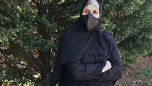 Laut Zarema U. habe auch die Polizei Schuld, dass ihr Mann getötet wurde. (Bild: North Caucasus Service)