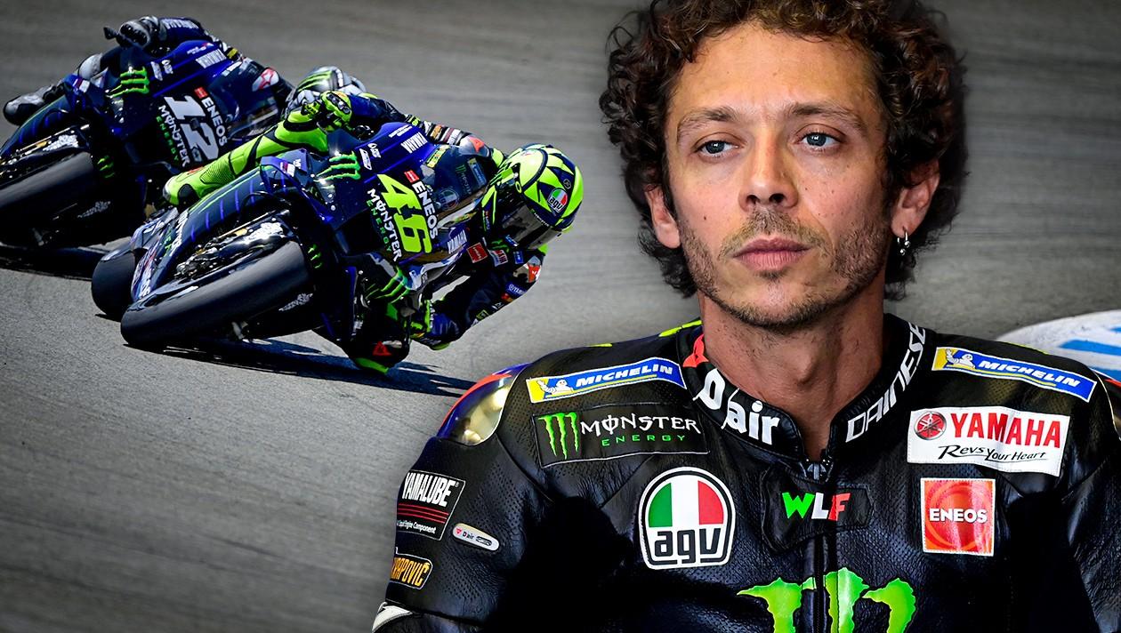 Corona Valentino Rossi Verpasst Rennen In Aragon Krone At