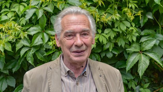 Felix Mitterer (Bild: Hubert Berger)