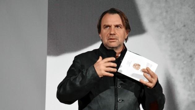 styriarte-Intendant Mathis Huber