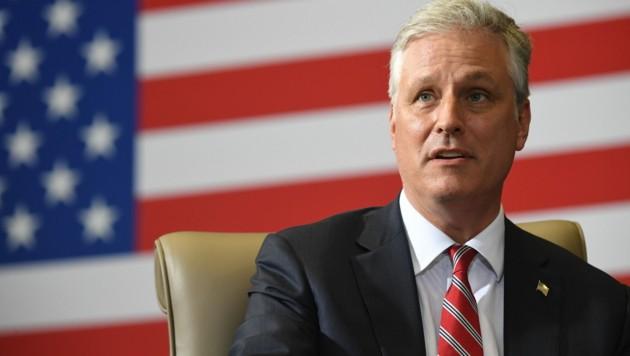 Robert O'Brien ist der Nationale Sicherheitsberater im Kabinett von US-Präsident Donald Trump. (Bild: AFP )