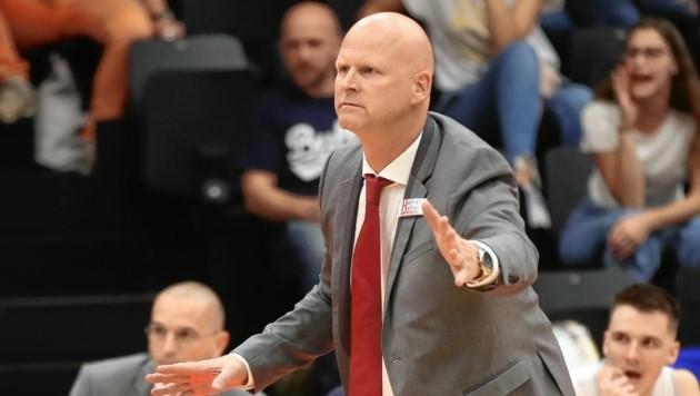 Bulls-Coach Mike Coffin (Bild: Sepp Pail)