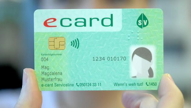 Seit 2020 werden die E-Cards nur noch mit Passfotos herausgegeben.