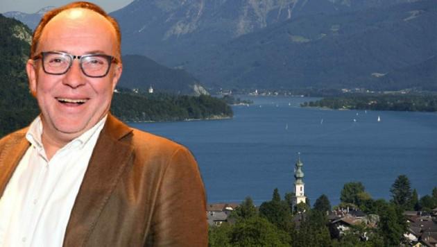 Otto Kloiber (ÖVP) (Bild: Klemens Fellner, Weinhäupl)