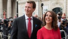 Prinz Joachim und Prinzessin Marie (Bild: AFP or licensors)