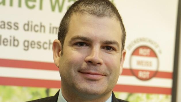 Dr. Georg Duscher, aus OÖ stammender Parasitologe