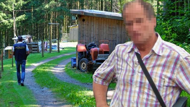 Otto L. (60) (Bild: zVg, Horst Einöder/ Flashpictures, krone.at_Grafik)
