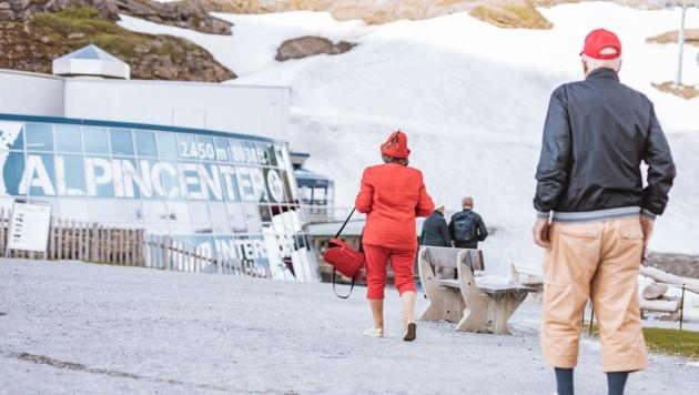 Viele Deutsche zieht es heuer zum Alpincenter am Kitzsteinhorn (Bild: EXPA/ JFK)