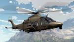 Der AW169M des italienischen Herstellers Leonardo (Bild: Leonardo)