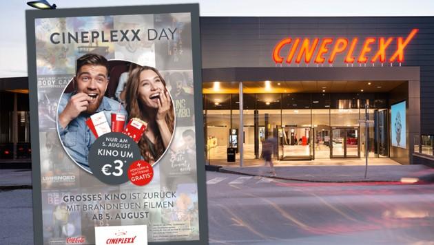(Bild: Cineplexx, krone.at-Grafik)