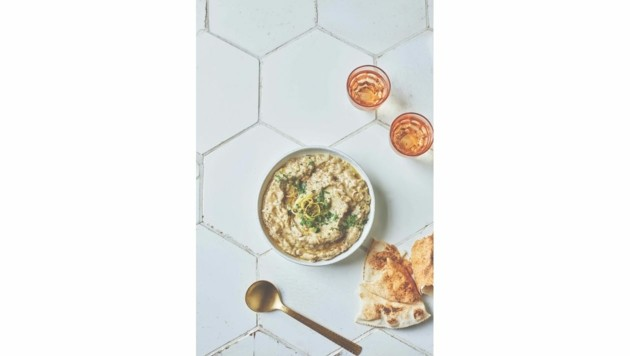 Baba Ghanoush (Bild: Luke Albert )