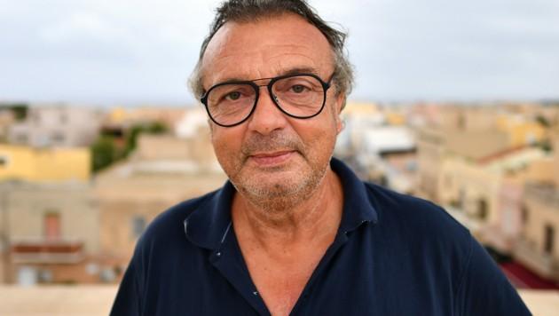 Lampedusas Salvatore Martello (Bild: AFP)