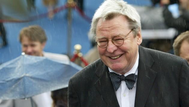 Der britische Drehbuchautor, Autor und Filmregisseur Sir Alan William Parker ist am Freitag im Alter von 76 Jahren gestorben. (Bild: AP)