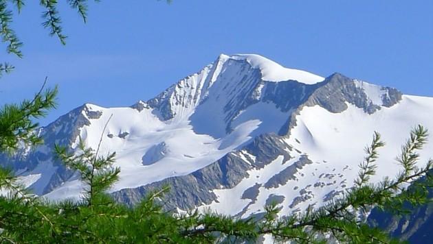 Kurz unterhalb des Gipfels des 3657 Meter hohen Großvenedigers kam es zum Drama. (Bild: Sigi Hatzer)