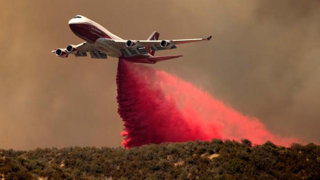 (Bild: AFP/Josh Edelson)