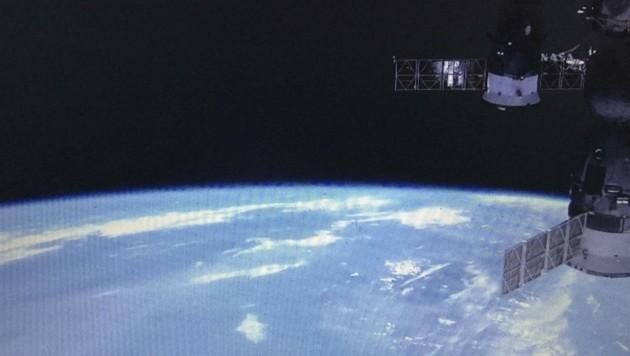 (Bild: EXPA/ PHT/Atlas Photo Archive/ESA/Tim Peake)