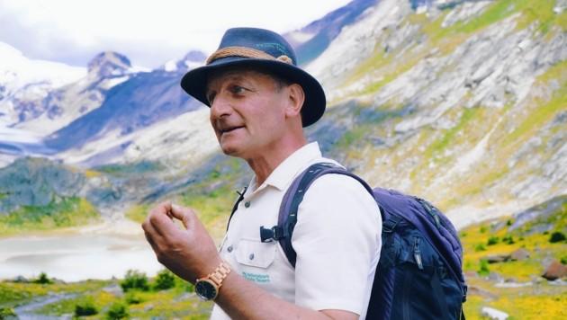 Ranger Georg Granig (Bild: Wallner Hannes)