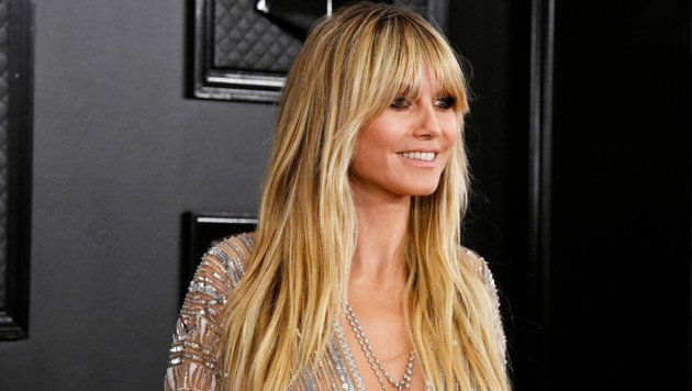 Heidi Klum (Bild: APA/Frazer Harrison/Getty Images for The Recording Academy/AFP)