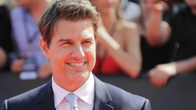 Tom Cruise (Bild: APA/Photo by Thomas SAMSON / AFP)
