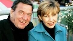 Gerhard Schröder und seine Ex-Frau Doris Schröder-Köpf (Bild: ISO K - PHOTOGRAPHY - / Action Press / picturedesk.com)