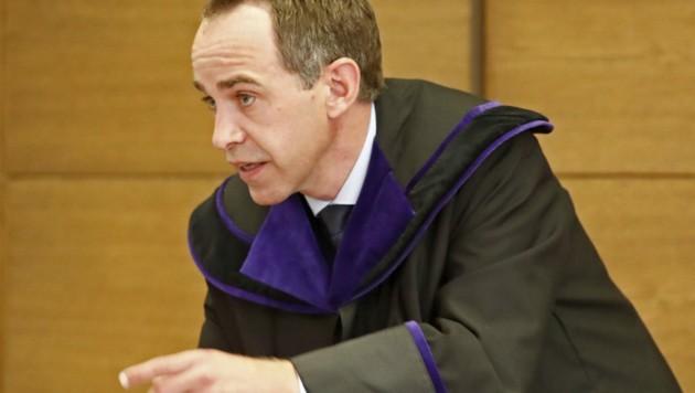 Richter Dietmar Wassertheurer (Bild: APA/Gerd Eggenberger)