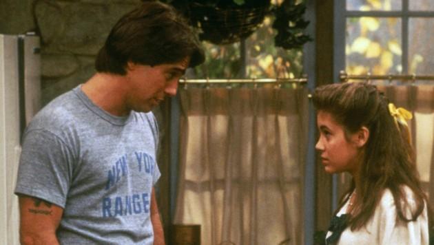 Tony Danza und Alyssa Milano drehen eine Fortsetzung der 80er-Jahre-Kultserie. (Bild: Sony Pictures Television)