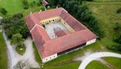Alter Vierkanter in Samesleiten bei St. Florian (Bild: Dostal Harald)