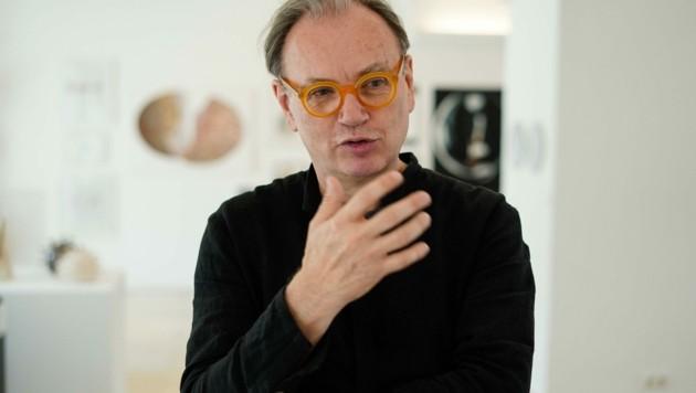 Alfred Weidinger ist Chef der Landesmuseen (Bild: Wenzel Markus)