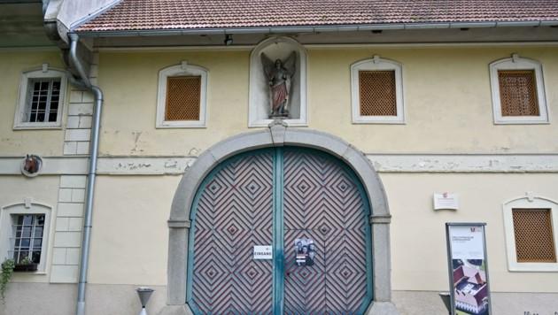 Freilichtmuseum Sumerauerhof in St. Florian (Bild: Dostal Harald)