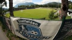 Will in die 2. Liga: Der in Saalfelden beheimate FC Pinzgau hat viel vor. (Bild: krugfoto/Krug Daniel sen.)