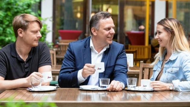 Die SPÖ um Michael Ehmann fordert weiter den Gastro-Gutschein für Graz.