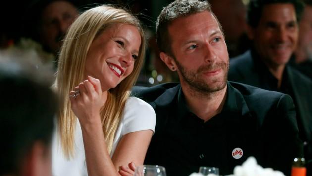 Gwyneth Paltrow und Chris Martin waren von 2003 bis 2016 verheiratet und haben zwei gemeinsame Kinder. (Bild: Colin Young-Wolff / AP / picturedesk.com)