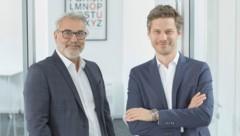 Gerhard Feilmayr (l.) und Dominik Flener starteten 2018 mit igevia. (Bild: igevia)