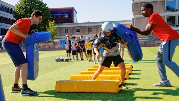 Salzburg, Sports 4 Fun Event Sportunion