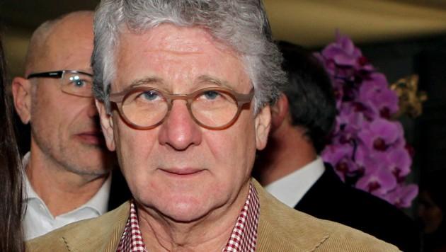 Kultkommentator Marcel Reif (hier auf einem Bild aus dem Jahr 2011) (Bild: GEPA pictures)