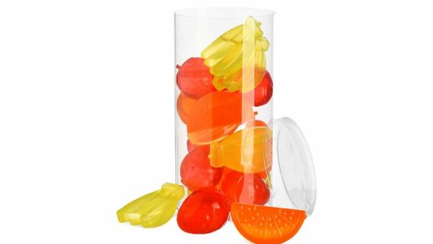 Produktrückruf Eiswürfel Fruits von Depot