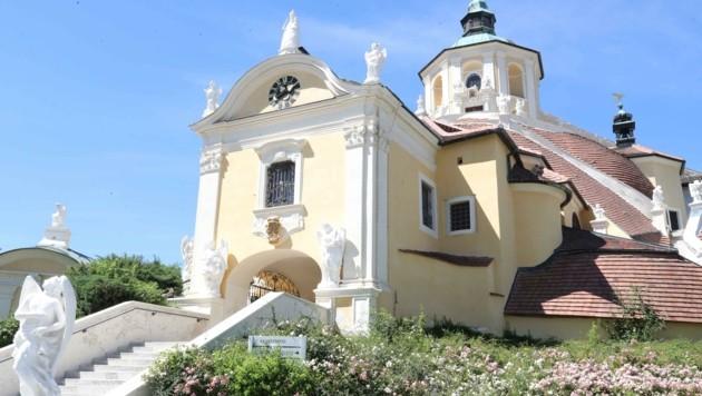 In der Haydnkirche Eisenstadt findet am 15. August die Festmesse zum 60-Jahr-Jubiläum statt (Bild: Judt Reinhard)