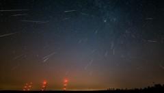 In den kommenden Tagen lässt sich der Sternschnuppenstrom der Perseiden wieder gut am Himmel beobachten. (Bild: flickr.com/mLu|fotos)