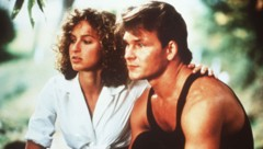 "Patrick Swayze und Jennifer Grey in ""Dirty Dancing"" (1987) (Bild: KPA / picturedesk.com)"