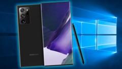 (Bild: Microsoft, Samsung, Krone KREATIV)