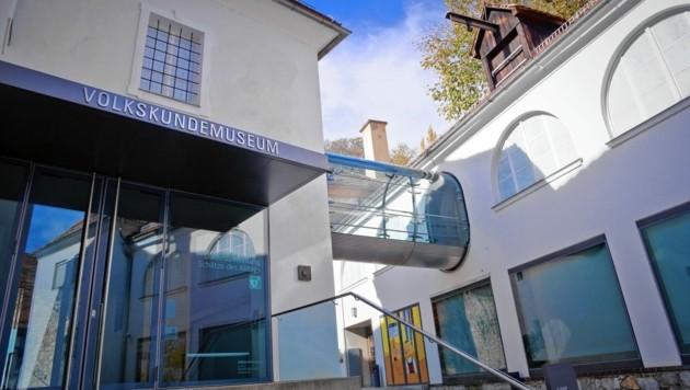 Volkskundemuseum in Graz (Bild: UMJ/N. Lackner)
