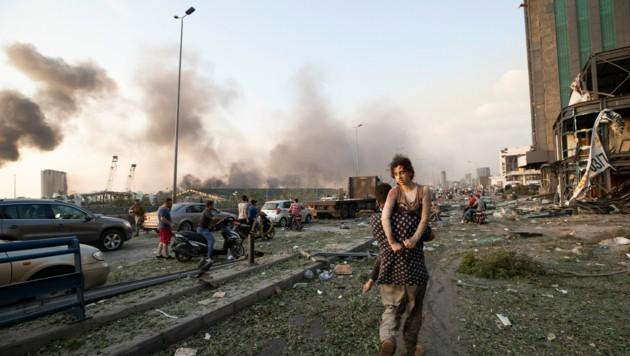 (Bild: AP Photo/Hassan Ammar)
