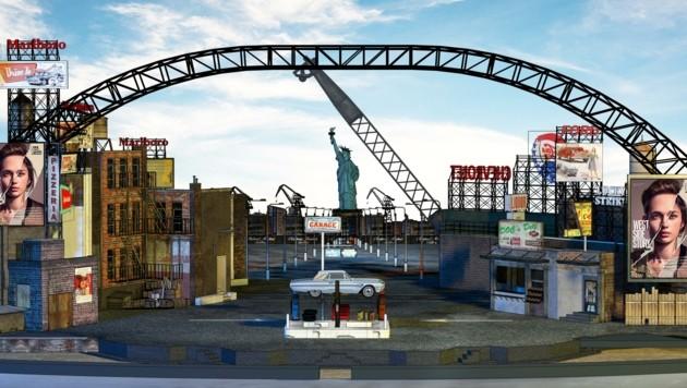 """Die Premiere von """"West Side Story"""" auf der Seefestbühne wird im Sommer 2021 nachgeholt (Bild: Walter Vogelweider)"""