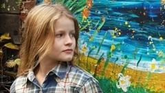 Daisy Watt ist erst zehn Jahre alt und wird mit ihrer Kunst bereits mit Monet verglichen. (Bild: www.facebook.com/Daisy Watt Art)