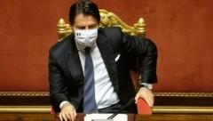 Italiens Premier Giuseppe Conte (Bild: AP)