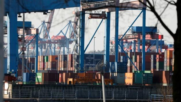 Hamburger Hafen (Bild: AFP)