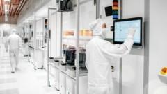 Halbleiterproduzent Infineon nutzte die Zeit zur Entwicklung (Bild: Infineon Austria)